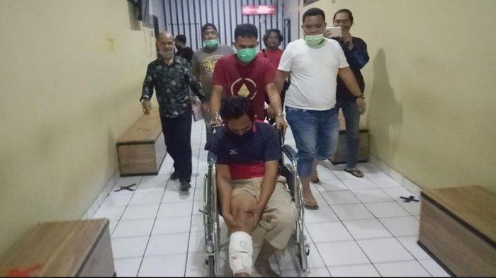 Ingin Tebusan Rp 100 Juta, Penculik Anak di Palembang Panik Kejadiannya Viral, Malah Ditembak Polisi