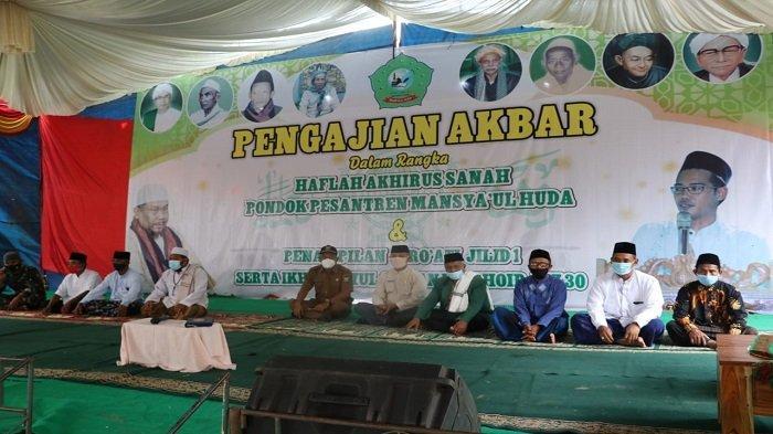 Ponpes Mansya'ul Huda Lecah Gelar Haflah Akhirus Sanah & Khataman Jilid Qiro'ati
