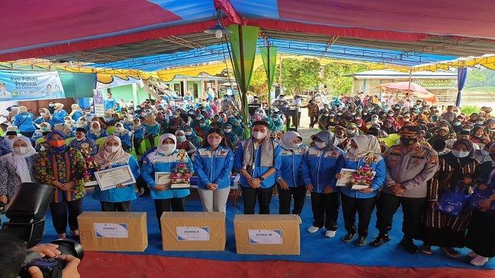 Polres OI Partisipasi pada Sosialisasi Pengasuhan 1.000 HPK oleh Pemkab OI