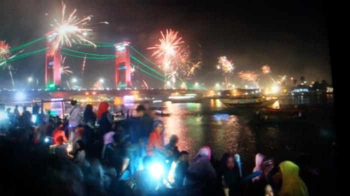 Liburan Akhir Tahun, BKB dan JSC Bakal Semarak dengan Pesta Kembang Api
