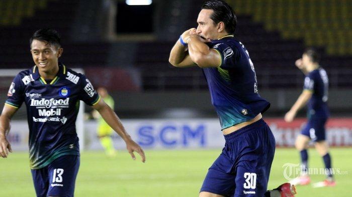 Ezra Walian Dkk Kejar Selisih 2 Gol, Bentrok Panas Persib Bandung Vs Persija Jelang Final Leg Kedua