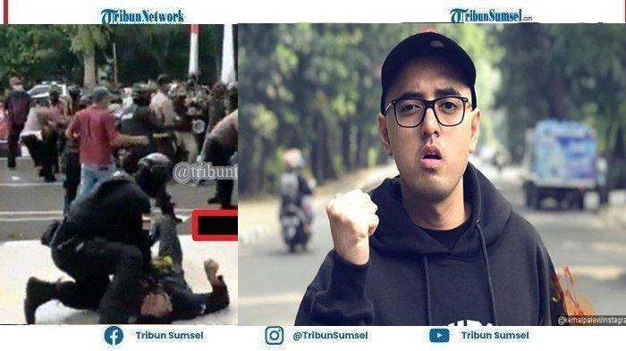 Brigadir NP 'Smackdown' Mahasiswa Viral, Komika Kemal Pahlevi Bersuara : Tindak Tegas Oknum