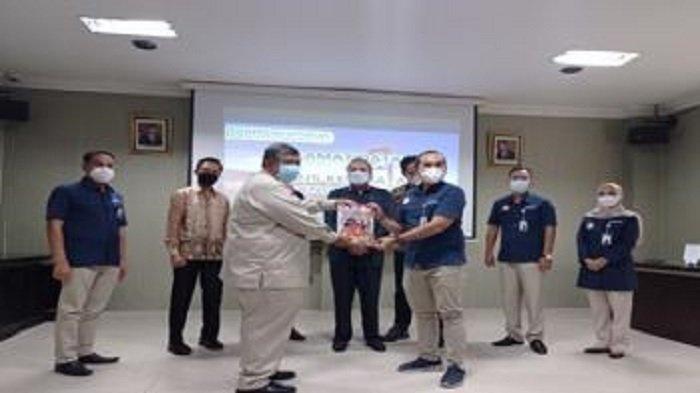 BPJS Kesehatan Terima Kunjungan Kerja DPRD Provinsi Sumatera Selatan