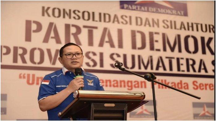 Tolak KLB, Demokrat Gelar Apel Siaga se-Sumsel, Ketua DPC Palembang Jadi Tuan Rumah