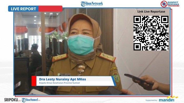 1,1 Juta Warga Sumatera Selatan Sudah DIvaksin, Target 6,4 Juta
