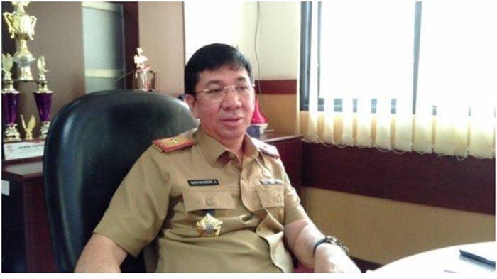 Mengenal Kepala Dinas PU Perkim Sumsel Basyaruddin Akhmad, Sosok di Balik GSJ Tampil Kekinian
