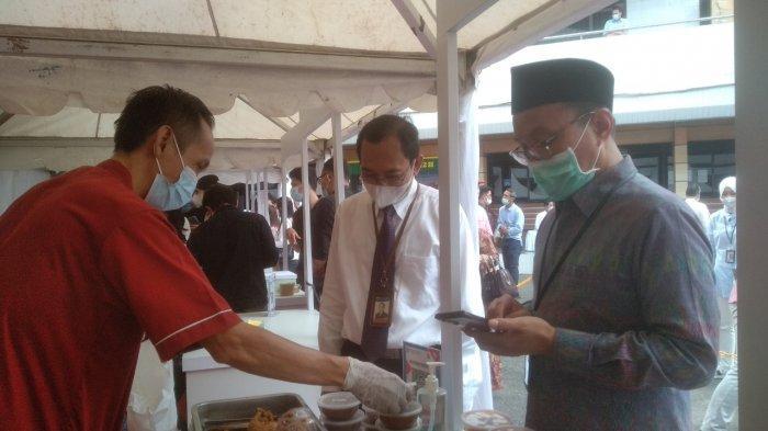Target 50 Ribu Merchant BSB Bidik Pasar dan UMKM Sosialisasikan Transaksi Non Tunai