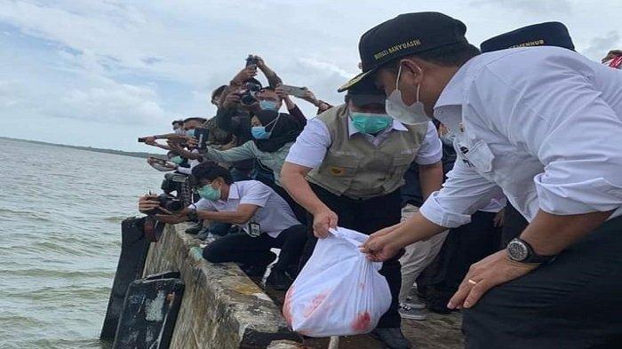 Kepala Sapi Dilemparkan Perairan Tanjung Carat, Awal Pembangunan Pelabuhan Tanjung Api-Api