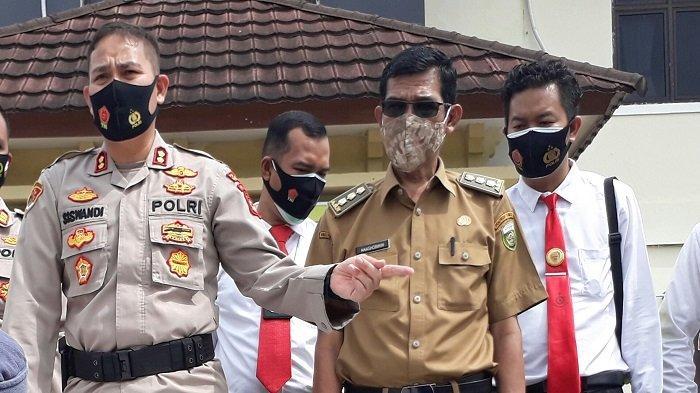 Kepala SMAN 1 Prabumulih Akui Khilaf Hingga Dana BOS Dibawa Kabur Kawanan Bandit