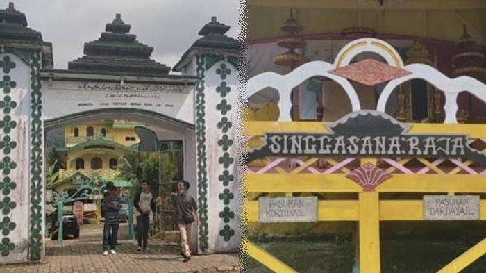 Kerajaan Angling Dharma di Pandeglang Banten