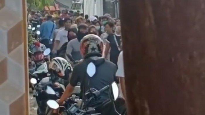 Undang Kerumunan, Polisi Bubarkan Orgen Tunggal di 5 Ulu dan Jakabaring Palembang