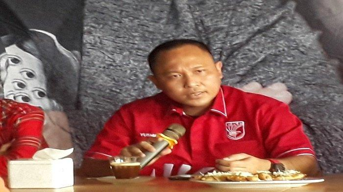 Ketua Dewan Pimpinan Provinsi (DPP) PKPI Sumsel Yusmah Reza Zaini.