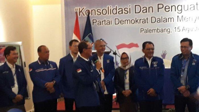 Demokrat Raih Kursi Ketua DPRD Palembang, Siapa Direkomendasikan Ini Penjelasan Harnojoyo