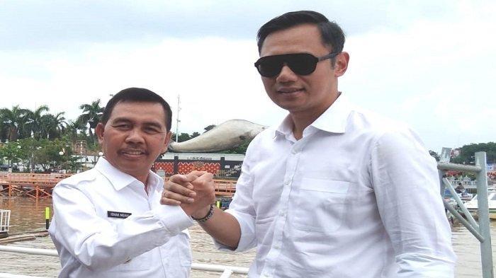 AHY Terus Bersafari, Ketua DPD Demokrat Sumsel Ishak Mekki: Beri Semangat Baru Bagi Kader