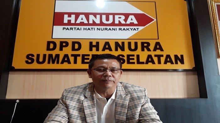 3 DPC Belum Laksanakan Muscab, Ketua Hanura Sumsel Ungkap Alasannya