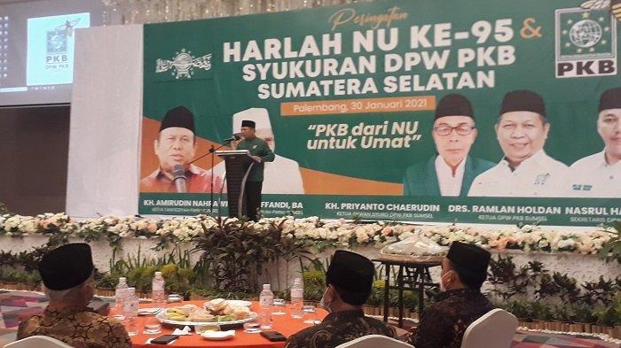 PKB Bidik 3 Besar di Sumsel Pemilu 2024, Ramlan Holdan Beberkan Caranya