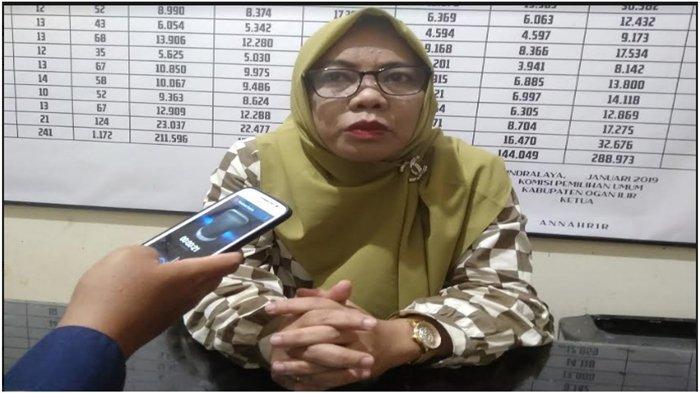 Hari Ini KPU Ogan Ilir Mulai Rekapitulasi Suara Secara Resmi, Hasil Real Count Pilkada OI