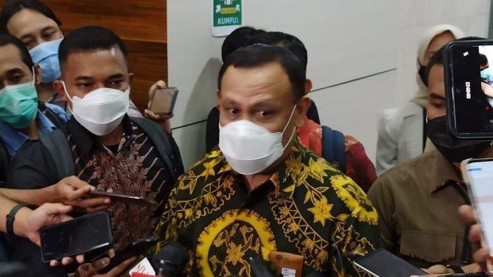Kembali Panas, ICW Kembali Laporkan Ketua KPK, Firli Bahuri Terkait Helikopter