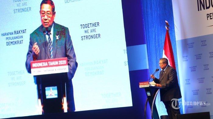 SBY Turun ke 'Medan Perang', Gerah Demokrat Diobok-obok oleh Para Pecatan yang Ingin Geser AHY