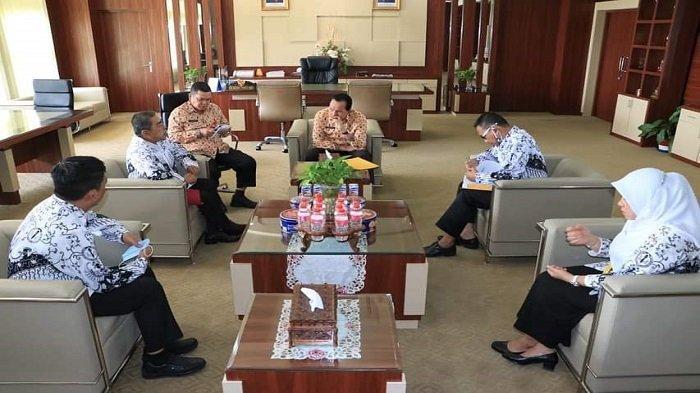 Ribuan Guru Honorer di Prabumulih Bakal Rebutan Jadi 634 P3K