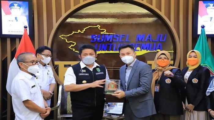 Herman Deru Inginkan Peserta Seminar Nasional Tonjolkan Kearifan Lokal Sumsel