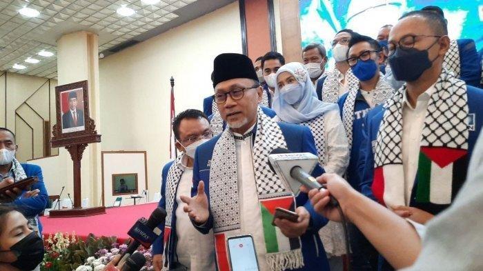 Ketum PAN, Zulkifli Hasan Angkat Bicara Mengenai Peluang Partainya Berkoalisi Dengan PDIP di Pilpres