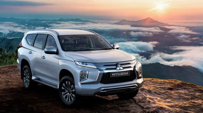 Sebentar Lagi Meluncur di Indonesia, Intip Kecanggihan dan Keunikan Pajero Sport Facelift
