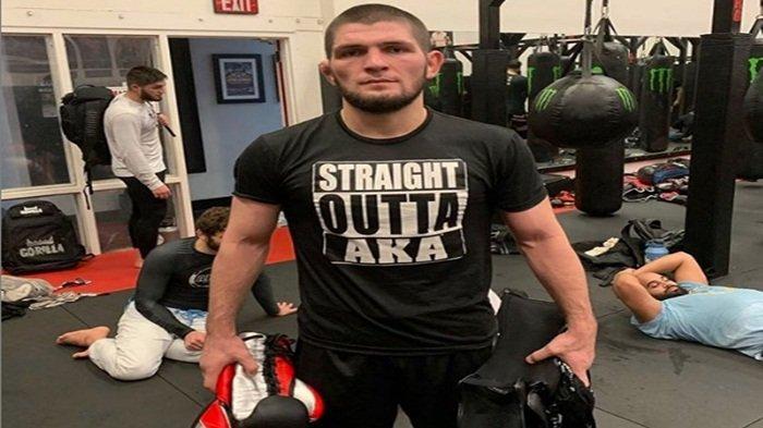 Tak Pernah Kalah, Khabib Nurmagomedov Berbeda Dengan Petarung Lain di UFC 'Tak Selalu Tentang Uang'