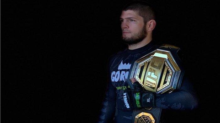 Tiga Fakta dan Rahasia Khabib Nurmagomedov Usai Jadi Petarung Terbaik UFC