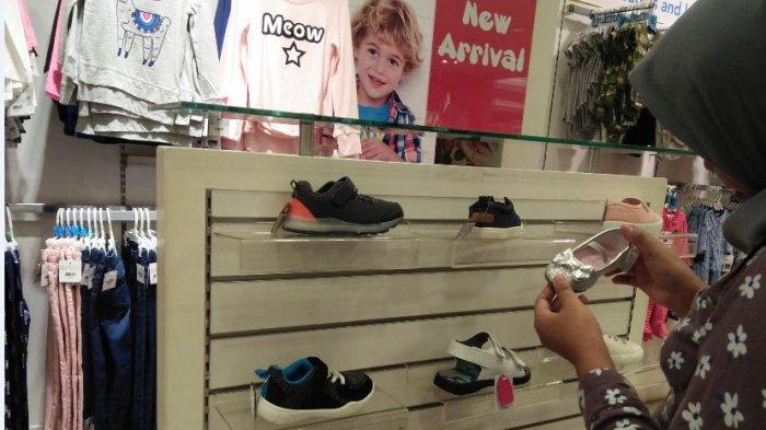 Model Koleksi Terbaru Sepatu Anak Diskon 50 Persen di Kidz Station Palembang