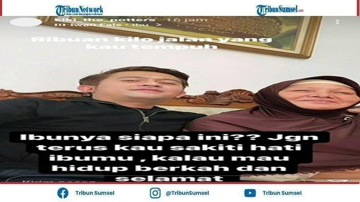 Sosok Ibu Rita Hendrawati Menurut Kiki The Potter Sudah Ditelantarkan Oleh Fitri Salhuteru.
