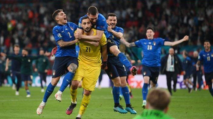 Terungkap Alasan Gianluigi Donnarumma Tunjukkan Ekspresi Datar Kala Membawa Italia Juara Euro 2020