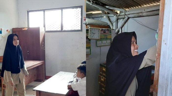 Bantuan Mengalir Setelah Kisahnya Tinggal di Toilet Viral, Guru Honorer Ini Merasa Dapat Mukjizat