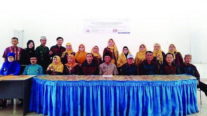 Peserta KKN Fakultas Dakwah dan Komunikasi UIN RF Diminta Bantu Sukseskan Program Walikota Palembang