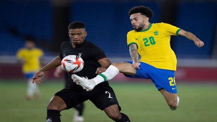 Jadwal Perempat Final Sepak Bola Olimpiade Tokyo 2020 : Brasil dan Spanyol Kandidat Medali Emas
