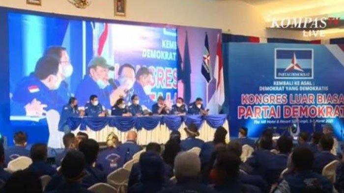 Ketua DPC Demokrat Depok Sebut Orang yang Hadir di KLB Dipakaikan Baju Partai, Padahal Tak Dikenal