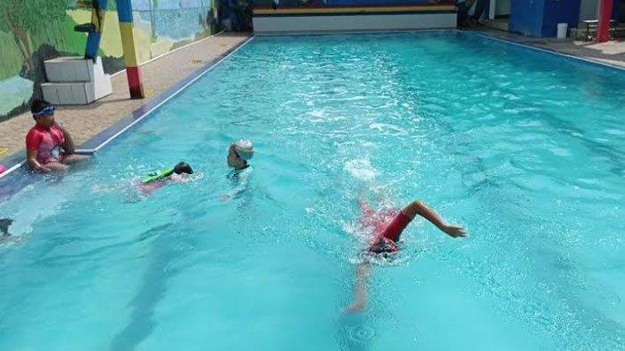 Mengenal Atlet Triathlon Nasional Ikhfa Alqowiyu, Pulang Kampung Buka Klub Renang di Lubuklinggau