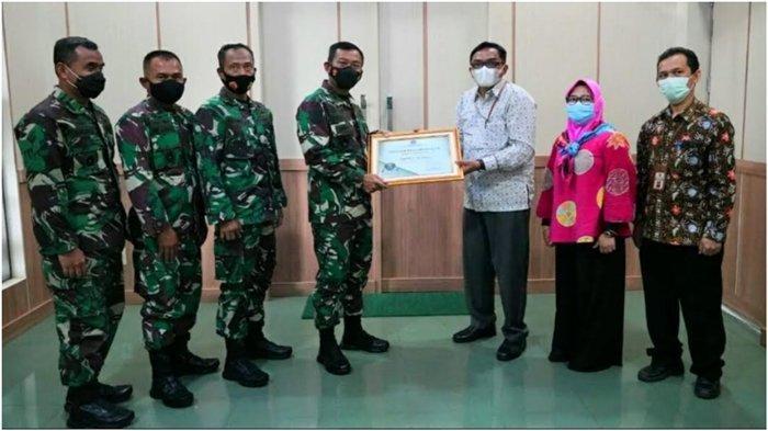 Kodam II Sriwijaya Raih Penghargaan BMN Award 2020, Instansi Terbaik Jaga Aset Negara