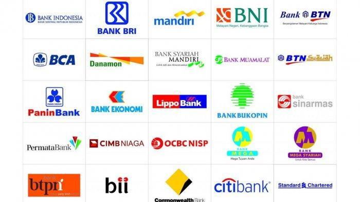 Daftar Seluruh Kode Bank Di Atm Untuk Transfer Antar Bank Lengkap Dari A Sampai Z Tribun Sumsel