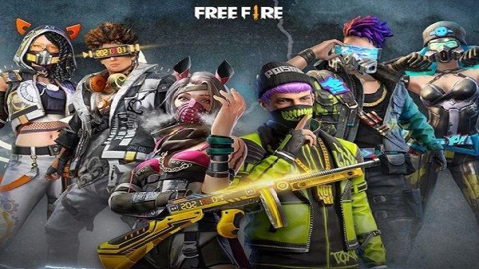 Kode Redeem Free Fire (FF) Terbaru 2 Januari 2021 WORKED