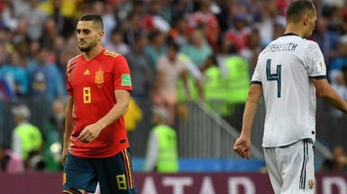 Hasil Piala Dunia 2018 Rusia Vs Spanyol, Rusia Pulangkan Spanyol Lewat Drama Adu Penalti