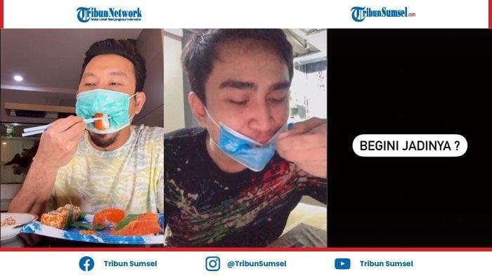 Beginilah Respons atas Video Reaksi Denny Sumargo dan Lutfi Agizal Soal Masker, Beda 180 Derajat
