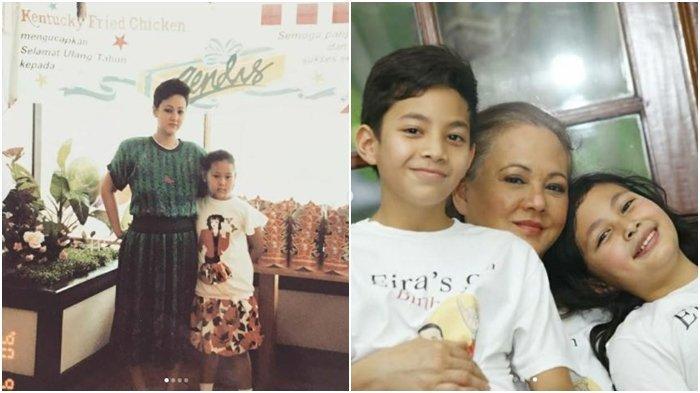 Masih Ingat Halimah Agustina Kamil Mantan istri Bambang Trihatmodjo? Potret Terbaru Dipuji Warganet
