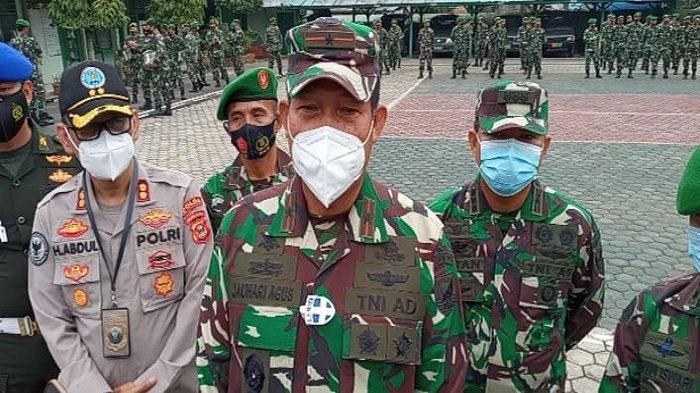 Danrem: Saya Akan Pecat Oknum TNI AD Yang Terlibat Narkoba
