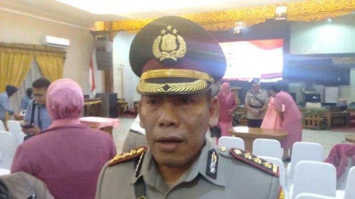 BREAKING NEWS, Kombes Anom Setyadi Jabat Kapolrestabes Palembang Gantikan Didi Hayamansyah