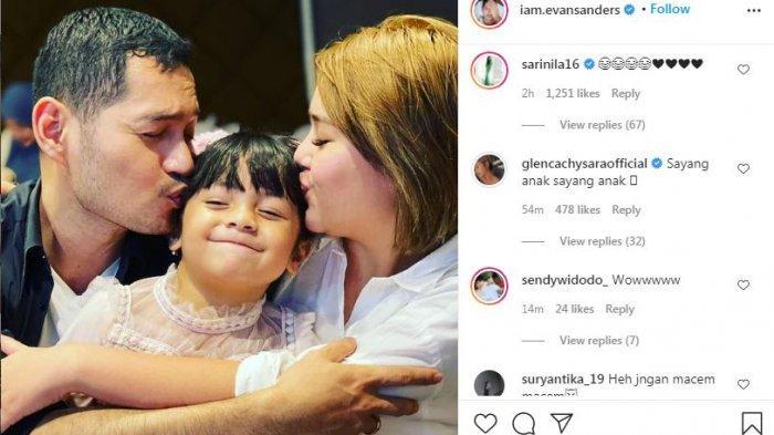 Komentar Sendy Widodo, sutradara Ikatan Cinta di postingan Evan Sanders