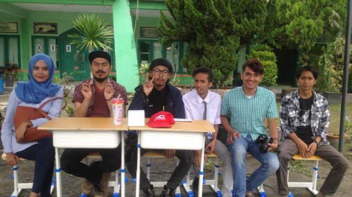 Warga Mansapa Antusias Sambut Komika Palembang