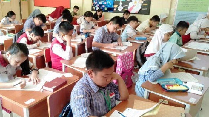 185 Pelajar di Sumsel Bersaing di Kompetisi Matematika Nalaria Realistik (KMNR)