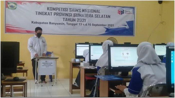 Melaju ke Tingkat Provinsi, 59 Siswa di Banyuasin Berebut ke Kompetisi Sains Tingkat Nasional