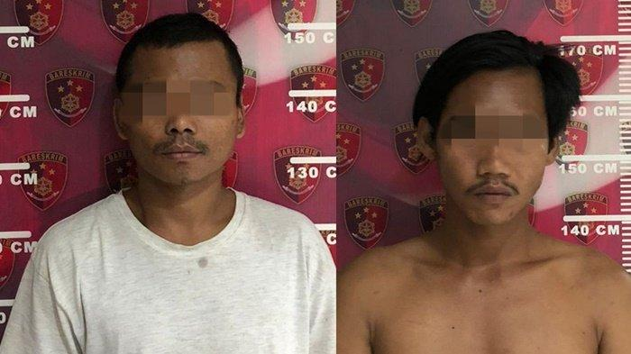 Sempat Buron Usai Curi Kabel LRT Palembang Sepanjang 30 Meter, Dua Pelaku Diringkus